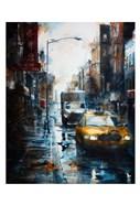 39 Mott Street, rain