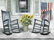 All American Seaside Porch