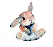Color Trend sitting bunny