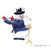 Musical Snowmen Flute