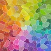 Rainbow Candy Pile