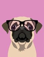 Pug Pink