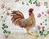 Seasonal Rooster 3