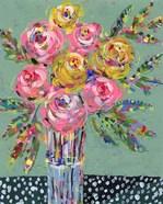 Bright Colored Bouquet I