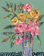 Bright Colored Bouquet II