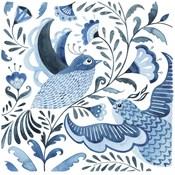 Blue Bird Folk I