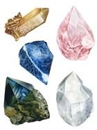 Healing Crystals I
