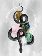 Crystalline Serpent I