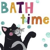 Cute Cat Bath IV