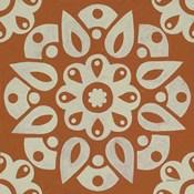 Terra Cotta Tile IV