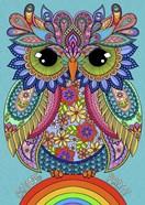 Sittin Pretty Owl