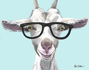 Goat Patsy with Glasses