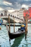 Gondola Rialto Bridge #1