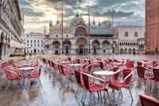 Piazza San Marco At Sunrise #14