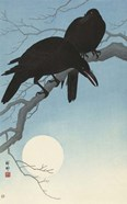 Two Crows on a Branch, 1927