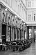 Royal Galleries Black and White