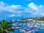 Oyster Pond Bay, St. Maarten