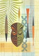 Tiki Warrior No. 1