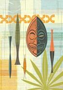 Tiki Warrior No. 2