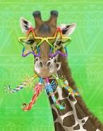 Party Safari Giraffe