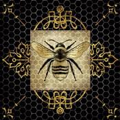 Golden Honey Bee 1