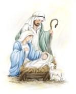 Nativity Jesus baby