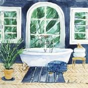Tropical Bathroom 1