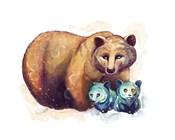 Woodlands- Mama Bear