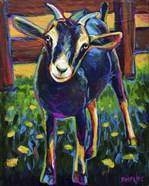 Gertie the Goat