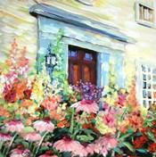 Cornflower Porch