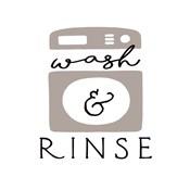 Wash and Rinse