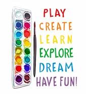 Play, Learn, Create
