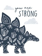 You Are Strong Dino