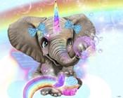 Elephant Corns Love Cupcakes