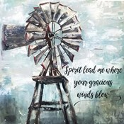 Primitive Windmill