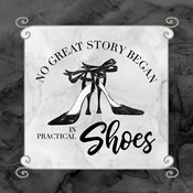 Fashion Humor IV-No Great Story