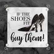 Fashion Humor V-Shoes Fit