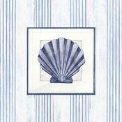 Sanibel Shell I Navy
