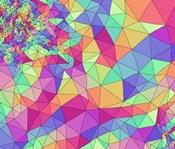 Colorful Rainbow Pattern
