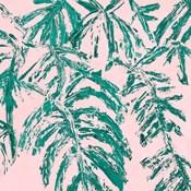 Teal Tropicalo Garden