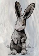 Bunny on Marble III