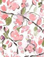 Spring Floral In Pink