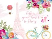 Follow Your Heart to Paris