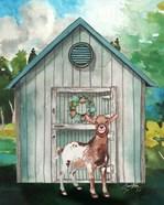Goat Shed I