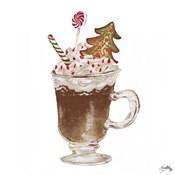 Gingerbread and a Mug Full of Cocoa IV