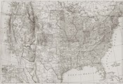 Natural US Map