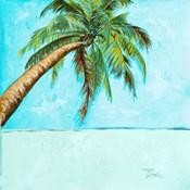 Beach Palm Blue II