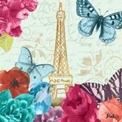 Belles Fleurs a Paris I