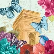 Belles Fleurs a Paris II