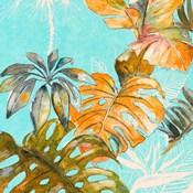 Palma Selvas on Blue I